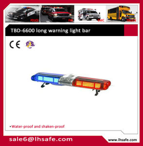 LED Police Alarm Warning Light Bar (TBD6600) pictures & photos