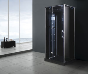 Black Steam Room Shower Steam (M-8277) pictures & photos