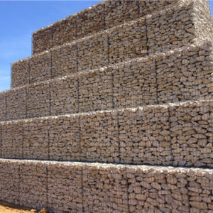 China Popular Sale Heavily Zinc Coated Welded Gabion Wall pictures & photos