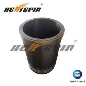 Engine Cylinder Sleeve 8DC8-1 for Mitsubishi Diesel Truck Part 8 Wet Cylinder pictures & photos