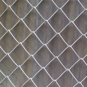 Most Popular Galvanized Chain Link Fence From Zhuoda Factory pictures & photos