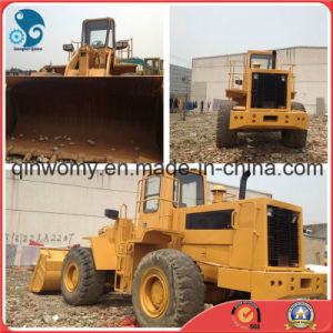 Used Yellow-Coat Tractor-Scraper 3~5cbm/16ton Front-Lifting Caterpillar 950e Wheel Loader pictures & photos