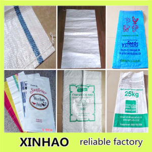 Woven PP Bag for Grain/Sugar/Salt/Sand/Chemical/Fertilizer/Feed pictures & photos