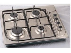 2016 New Model Four Burners Stainless Steel Gas Hob pictures & photos