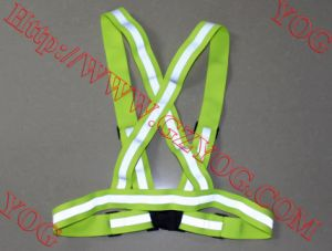 Motorcycle Accessories Motorcycle Reflective Vest of Safety Yog-001 pictures & photos