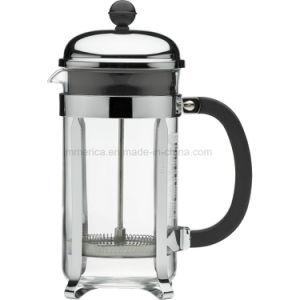 Stainless Glass Cafetiere French Press Coffee Plunger Pot pictures & photos