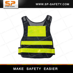 Hot Sale Fuloreslent Reflective Safety Vest Reflective Vest High Visibility Vest pictures & photos