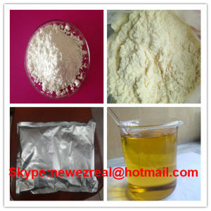 Medicine Grade Beginner Muscle Building Steroids Powder Methyltrienolone 965-93-5 pictures & photos