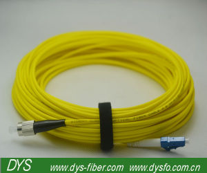 Singlemode FC-LC Simplex Patch Cord pictures & photos