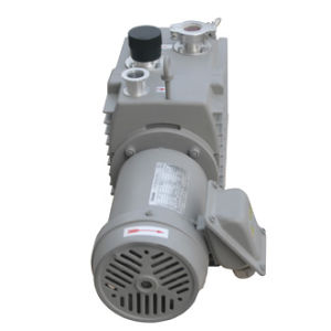 Double Stage Rotary Vane Vacuum Pump (2RH018) pictures & photos