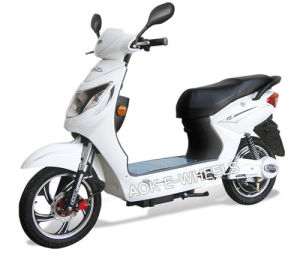 200W-500W 48V/60V Electric Bike with Disk Brake pictures & photos