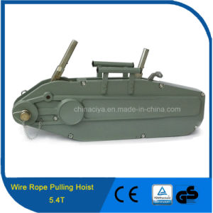 5.4t Tirfor Hand Winch Lifting Equipment Electric Hoist Power Winch Electric Winch Crane