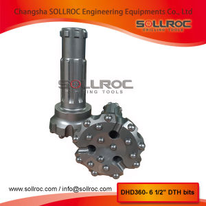 High Air Pressure DTH Drill Button Bit (DHD, SD, QL, MISSION, QL) pictures & photos