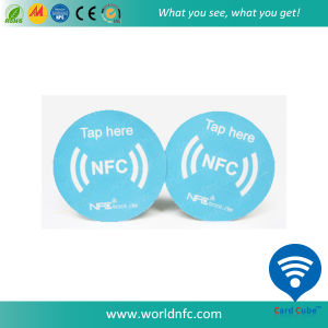 2016 Newest ISO15693 NFC I Code Sli NFC Tag/Label/Sticker pictures & photos