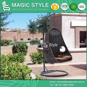 Classical Rattan Swing Chair Balcony Hammock (Magic Style) pictures & photos