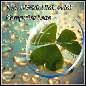 1.56 UV420 Hmc+EMI Computer Lens