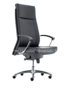 Office Modern Executive Leather Manager Chair with BIFMA Certificated (HF-SI166WF) pictures & photos