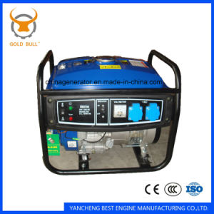 Portable Gasoline Generator for Home Use Small Generator, Electric