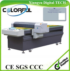 Digital A1 Size Digital Flatbed LED UV Printer, Eco Solvent Printing Machine (Colorful UV 6015)