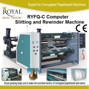 High-Speed Paper Slitting Machine for Paper and Film pictures & photos