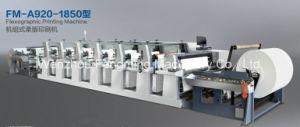 Medium Web Flexo Printing Machine pictures & photos