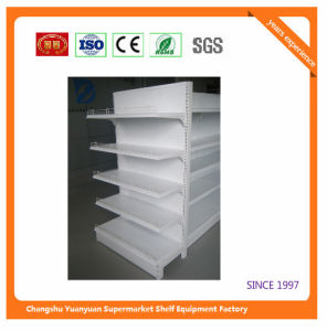 High Quality Metal Display Shelf (YY-23) with Good Price 08131 Pharmacy Shelf pictures & photos
