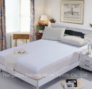 Hotel Quilting Waterproof Mattress Protector Bedding pictures & photos
