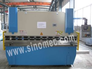 Plate Bending Machine; Hydraulic Bending Machine Wc67k-100t/3200 pictures & photos