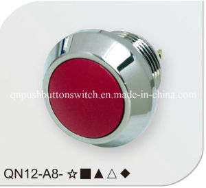Red Ball Button Momentary Spade Mini Switch pictures & photos