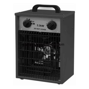 Industrial Fan Heater Portable Air Heater 3.3kw Square Shape pictures & photos