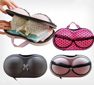 Fashion Women Portable Travel Bra Organizer (54006) pictures & photos