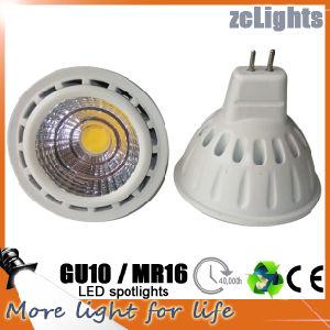 6W 12V MR16 3000k LED Bulb Ceiling Spotlight