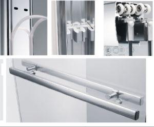 Simple Shower Room Shower Cubicle Tempered Glass Door Steam Shower Door pictures & photos
