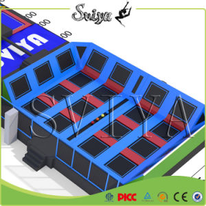 Multi Functional Luxury Combined ASTM Standard Dodgeball Trampoline pictures & photos