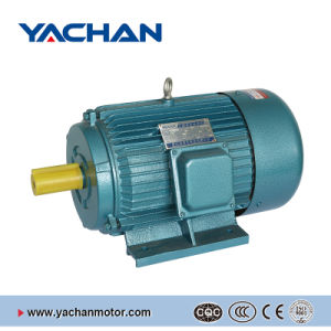 CE Approved Y Series Three Phase Induction Electric Motor pictures & photos