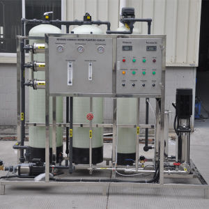 1000L/H Sewage Water Treatment Plant pictures & photos