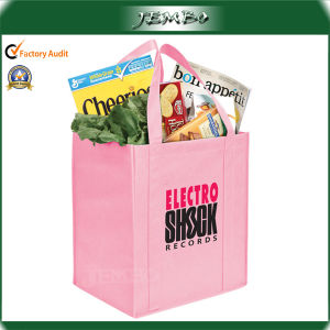 Wholesale Advertising Non Woven Tote Bags for Grocery pictures & photos