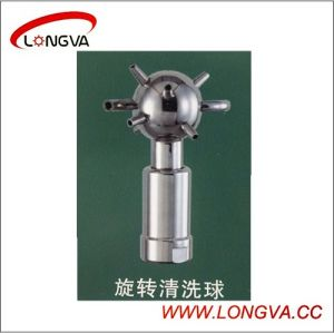 Wenzhou Stainless Steel Rotary Cleaning Ball pictures & photos