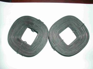 Black Annealed Double Loop Wire Ties pictures & photos