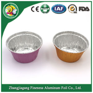 Rectangular Aluminum Foil Container for Restaurant and Cake and Food pictures & photos