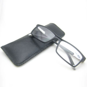 New Released Fashion Injection Reading Glasses with Pouch pictures & photos