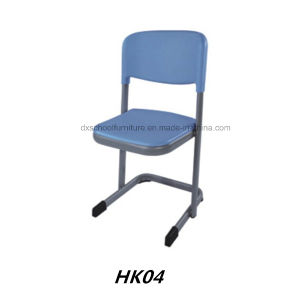 China School Furniture Kids Study Chairs Metal Plastic Commercial Chair pictures & photos