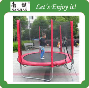 Trampoline Park (6ft-16ft) with Inside Safety Net pictures & photos