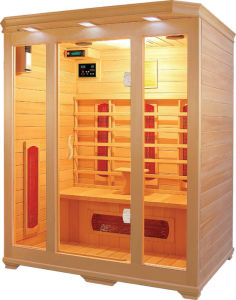 Corner Infrared Sauna Room Sauna Shower Room pictures & photos