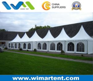 5X5m Pagoda Tents Jointed Together by Raingutter for Sale for Outdoor Event pictures & photos