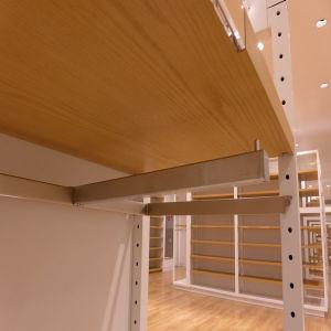 Shopping Clothes Shelf/Shoes Shelf pictures & photos