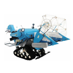 Most Popular Combine Harvester Series Gy4l-0.9