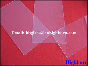 Hot Sell Big Diameter Quartz Glass Wafer pictures & photos