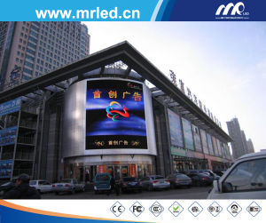 Shopping Www. Mrled. Cn Sale P18mm Outdoor Full Color LED Screen Display pictures & photos