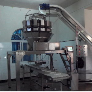 Automatic Food Weighing Filling in Cans or Cartons System Jy-Af pictures & photos